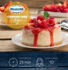Cheesecake fro Receta Fin de ao Cenas y Postres
