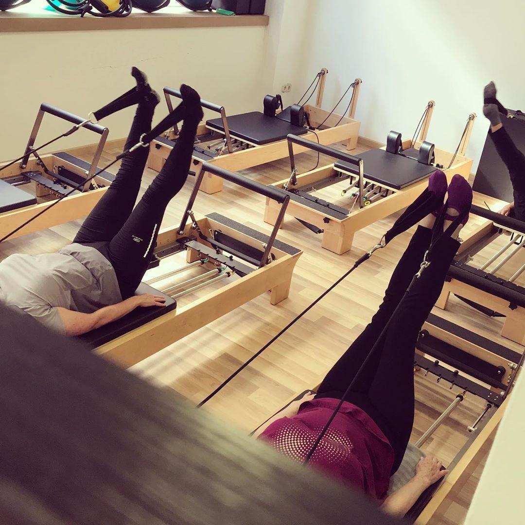 Prueba el pilates máquina y deja que esta actividad tan beneficiosa te ayude a mejorar tu #cuerpo y...