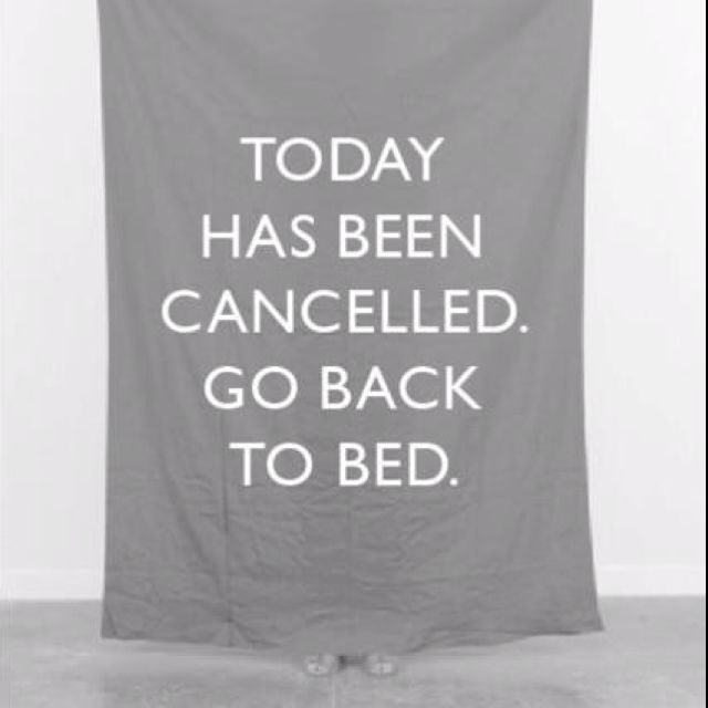 I would LOVE to see this message when I wake up one day....