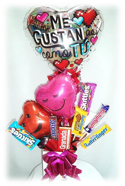 #Variedad de #Arreglos con #Chocolates!! www.globocentro.com.gt