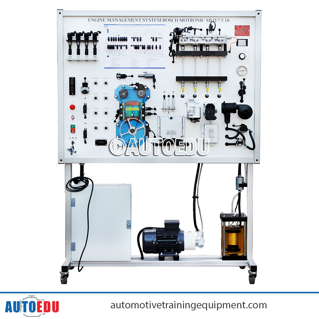Automotive Training Stands Boards And Simulators Electrical Control Wiring