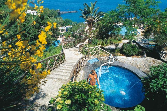 Giardini di Poseidon Terme,Ischia Vacanze in italia