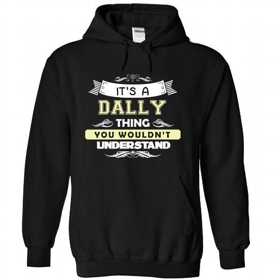 I Love DALLY-the-awesome T-Shirts