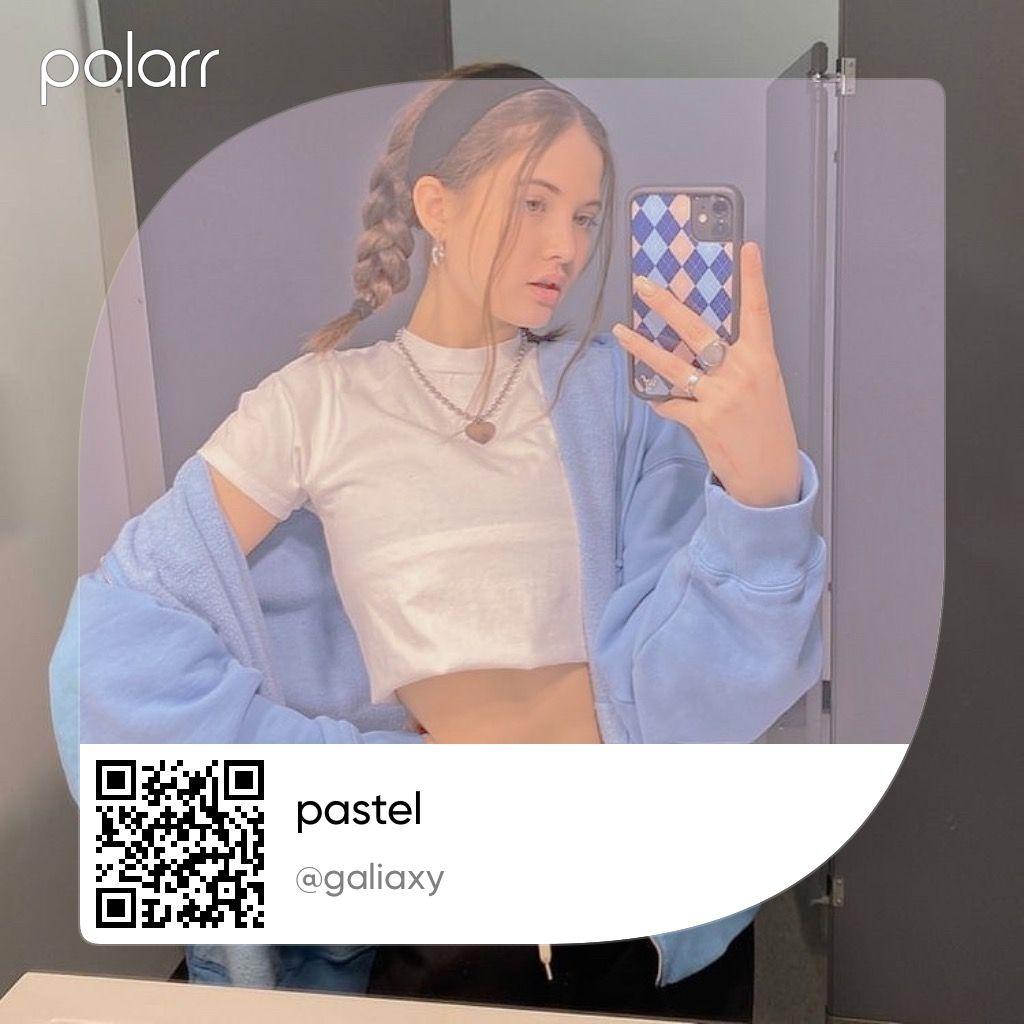 Pastel Polarr Code Kursus Fotografi Pengeditan Foto Fotografi