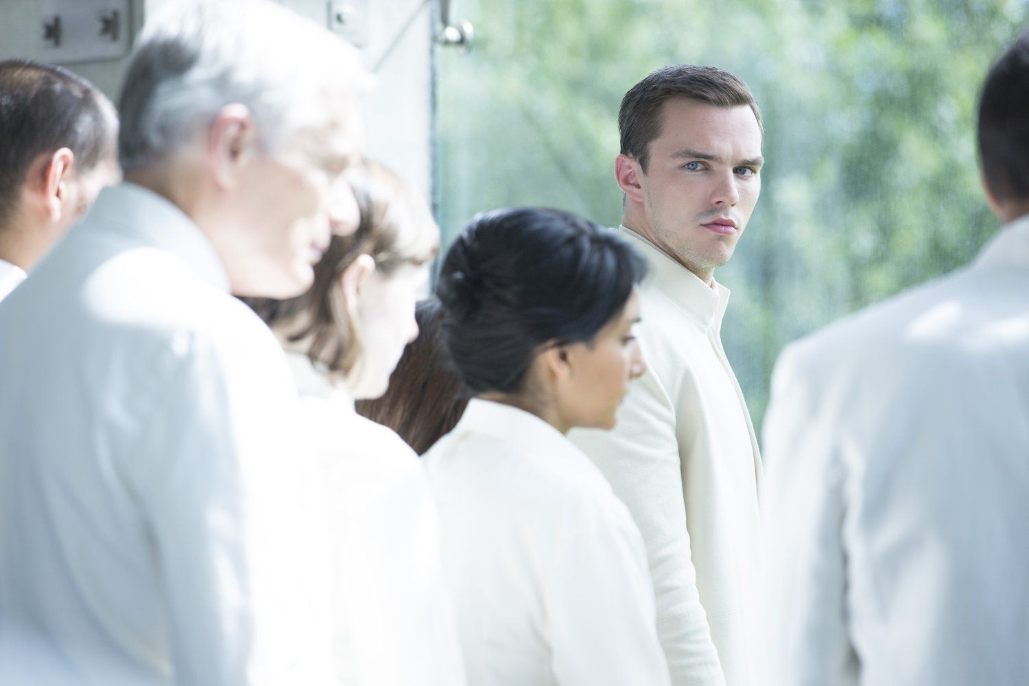 EQUALS - New Trailer, Clips and Images | Nicholas hoult ...