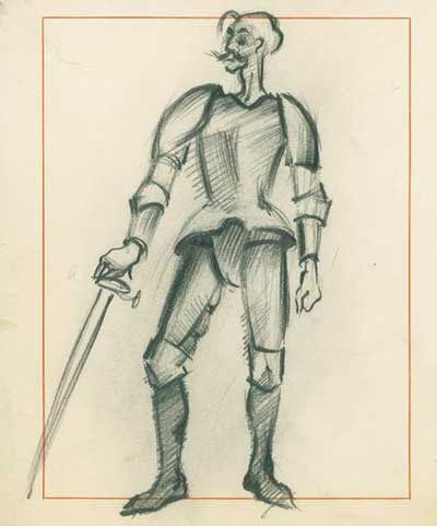 Starting in the 1940s, several attempts were made by Disney to turn Don Quixote into an animated feature, but none saw completion (so far).