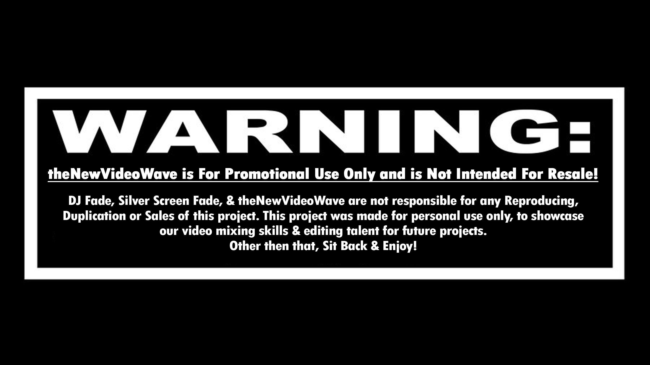 Movie Warning Disclaimer