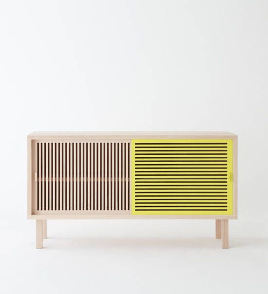 Kyoto Sideboard Colonel Ideias Para Mobilia Moveis De Madeira Compensada Design De Moveis