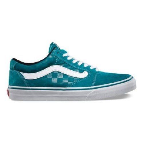 352289a3f8 Vans-TNT-5-Mens-Skate-Shoes-NEW-TONY-TRUJILLO-Teal-ULTRACush-SIZES-11-5-12