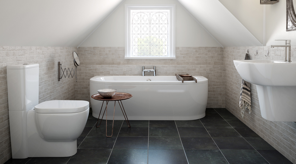 Nero Black Slate Wall Floor Tile 333x333x7mm Tiles Bathrooms Com Slate Bathroom Tile Bathroom Tile Floor Designs Slate Bathroom Floor