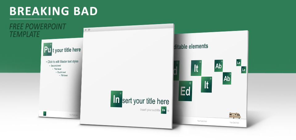 Breaking Bad Powerpoint Template  Templates For Powerpoint