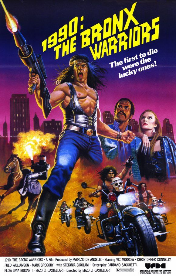The Bronx Warriors Full Movie