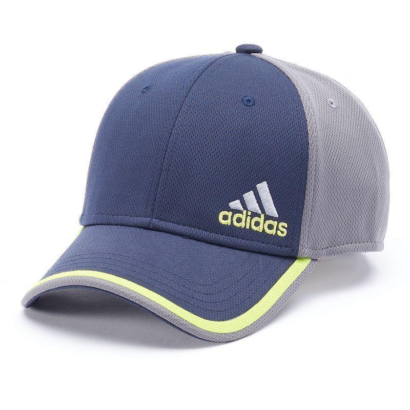 Men s Adidas Climalite Stretch-Fit Velocity Cap 79746924f4d