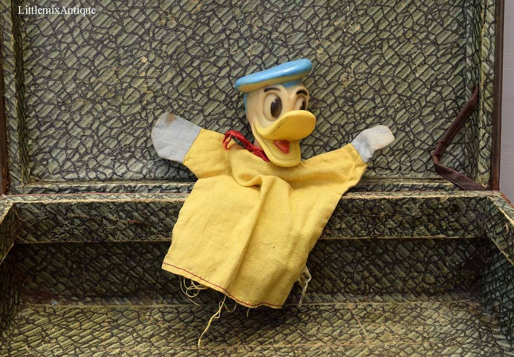 Vintage Semco Ltd Made in England Donald Duck Walt Disney Character ...
