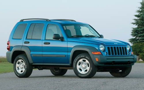 Jeeps I Have Two Jeep Liberty 2006 Jeep Liberty Jeep Liberty