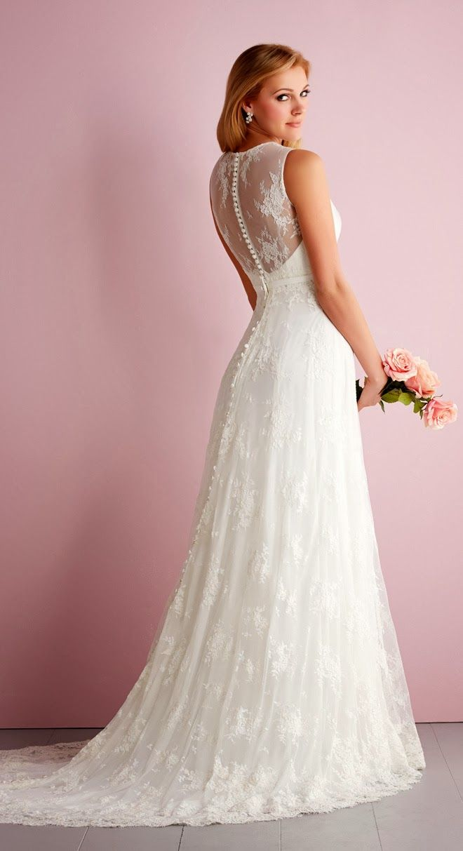 Allure Romance Spring 2014 Bridal Collection | Allure romance ...