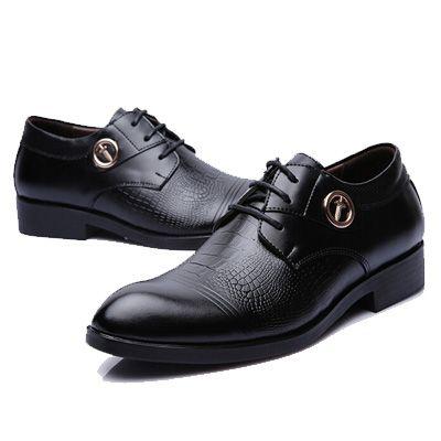 British Male Wedding Shoes