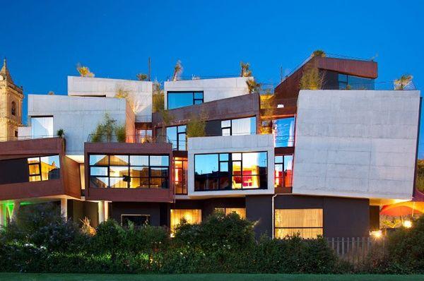 #Hotel Viura #Spain #Wine# Design #Architecture #Zenology #Amenities