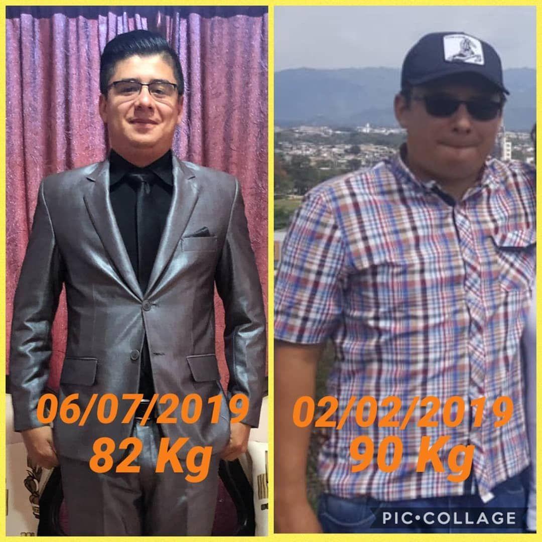 Queremos felicitar a nuestro amigo y atleta de la casa, por su compromiso y dedicación perdiendo 8kg...