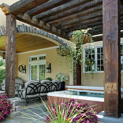 Railroad Ties Design Pictures Remodel Decor And Ideas