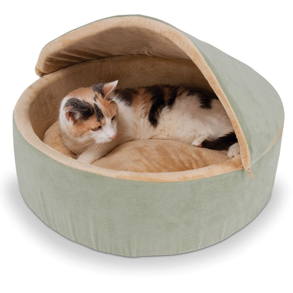 Best Heated Cat Beds In 2020 With Images Cat Bed Dog Beds For