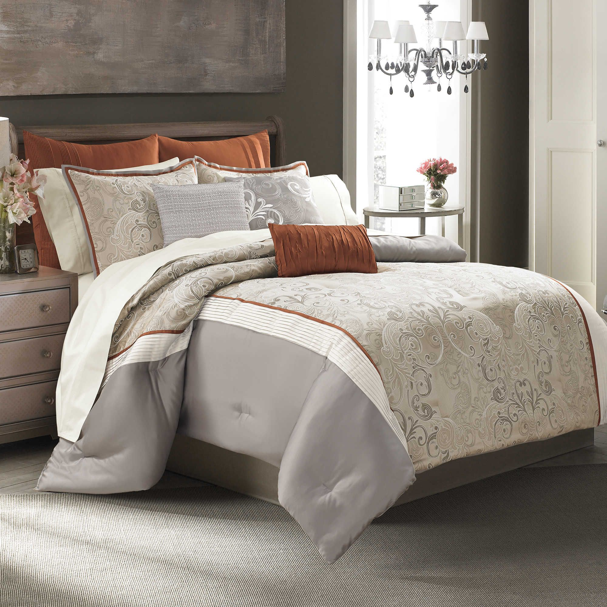 Manor Hill® Deco Opulence Comforter Set Comforter sets