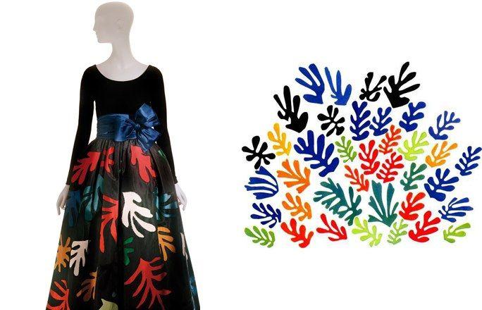 Matisse e Yves Saint Laurent - Arte e moda: i quadri diventano moda