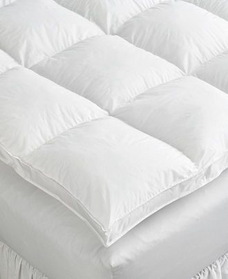 Sealy Crown Jewel Bedding Queen Fiberbed Feather Beds