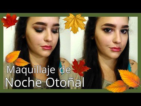 Maquillaje de Noche Otoñal🍁🍂 | DUOCHROME