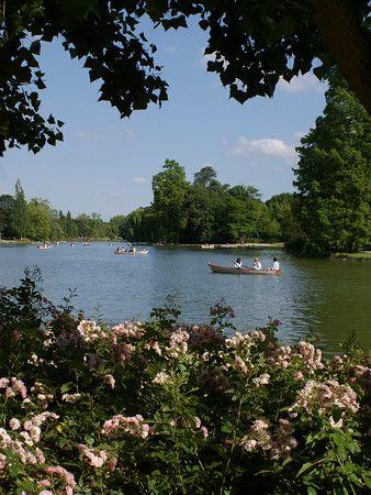 Bois De Vincennes Annebernard Paris Summer Park In New York