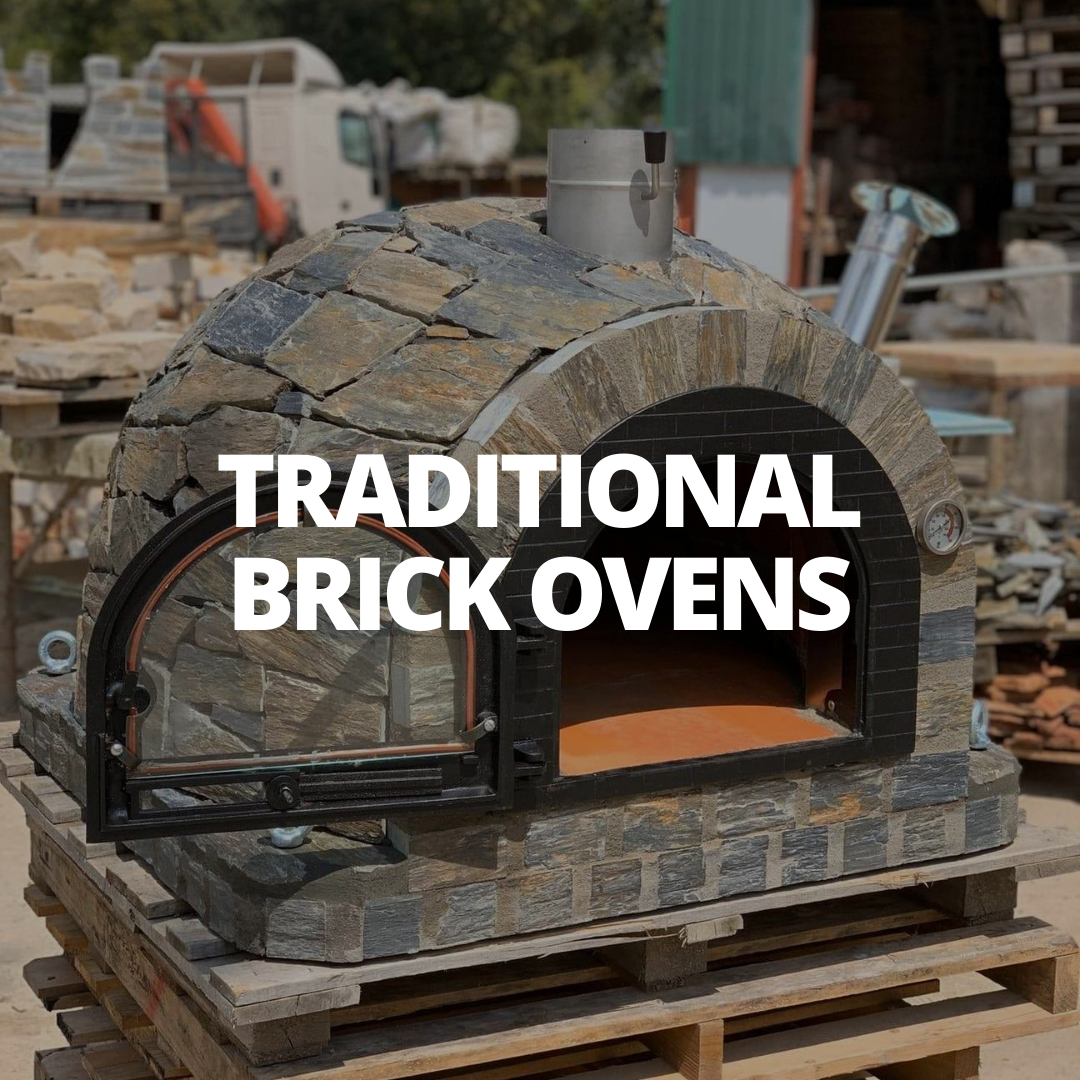 ProForno - Traditional Wood Fired Brick Pizza Ovens in ... on Quillen Steel Wood Burning Outdoor Fireplace id=42036