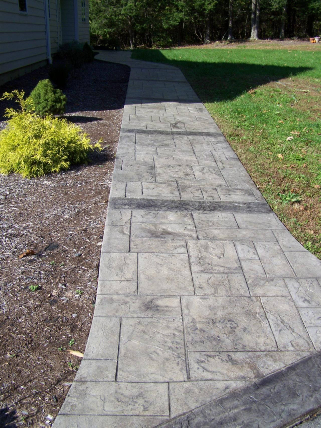 Wicked 10 Best Stamped Concrete Walkways Ideas For Your Home Https Decoor