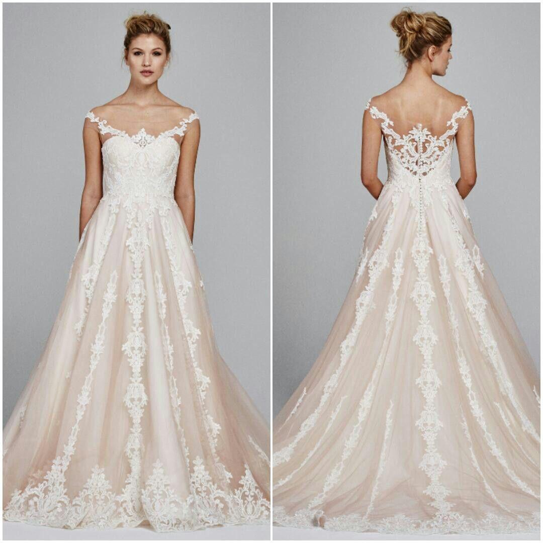 Wedding dress by kelly faetanini style suri wedding