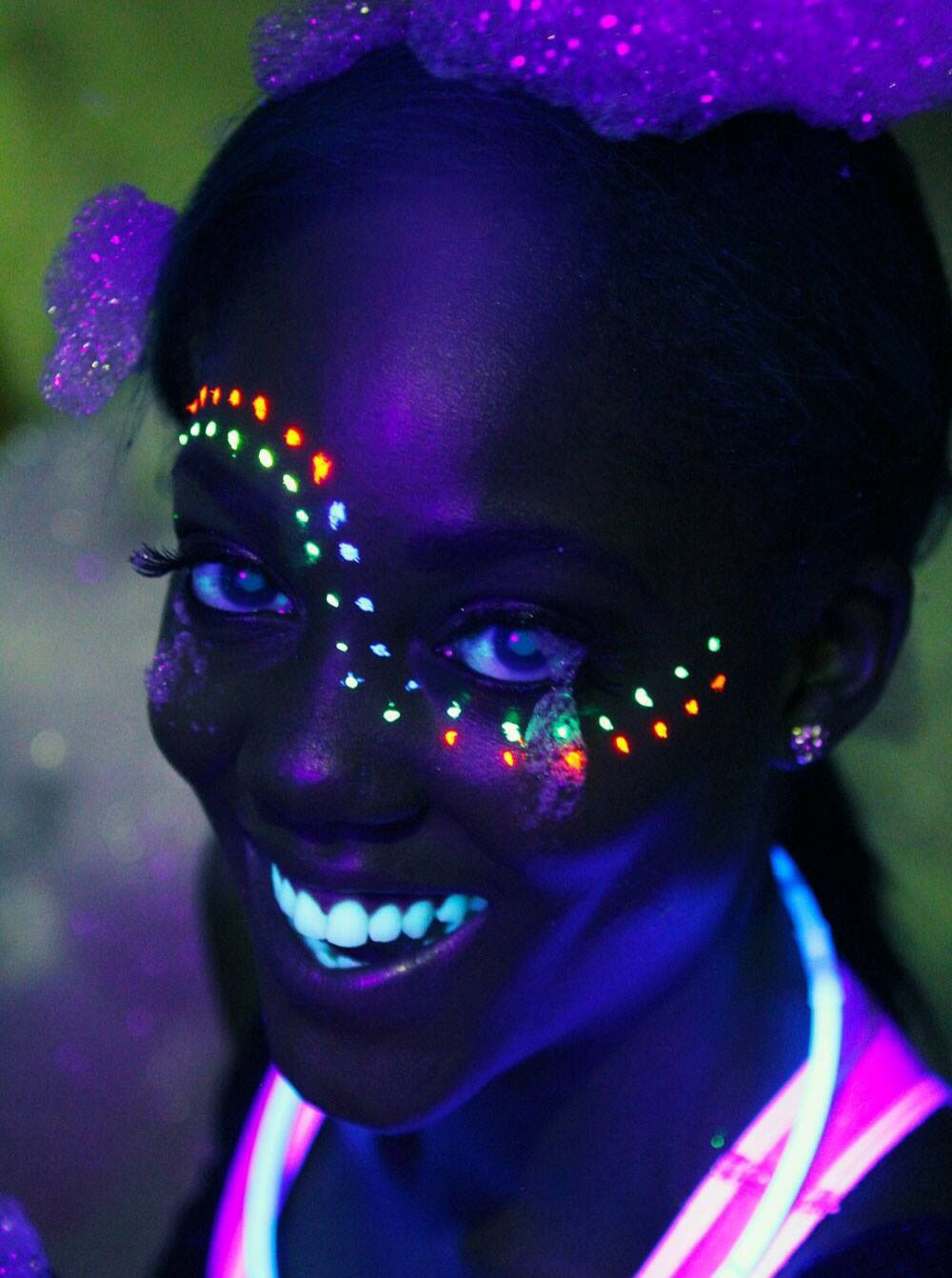Pin By Annette Brown On Beauty | Pinterest | Neon Neon Party And Face