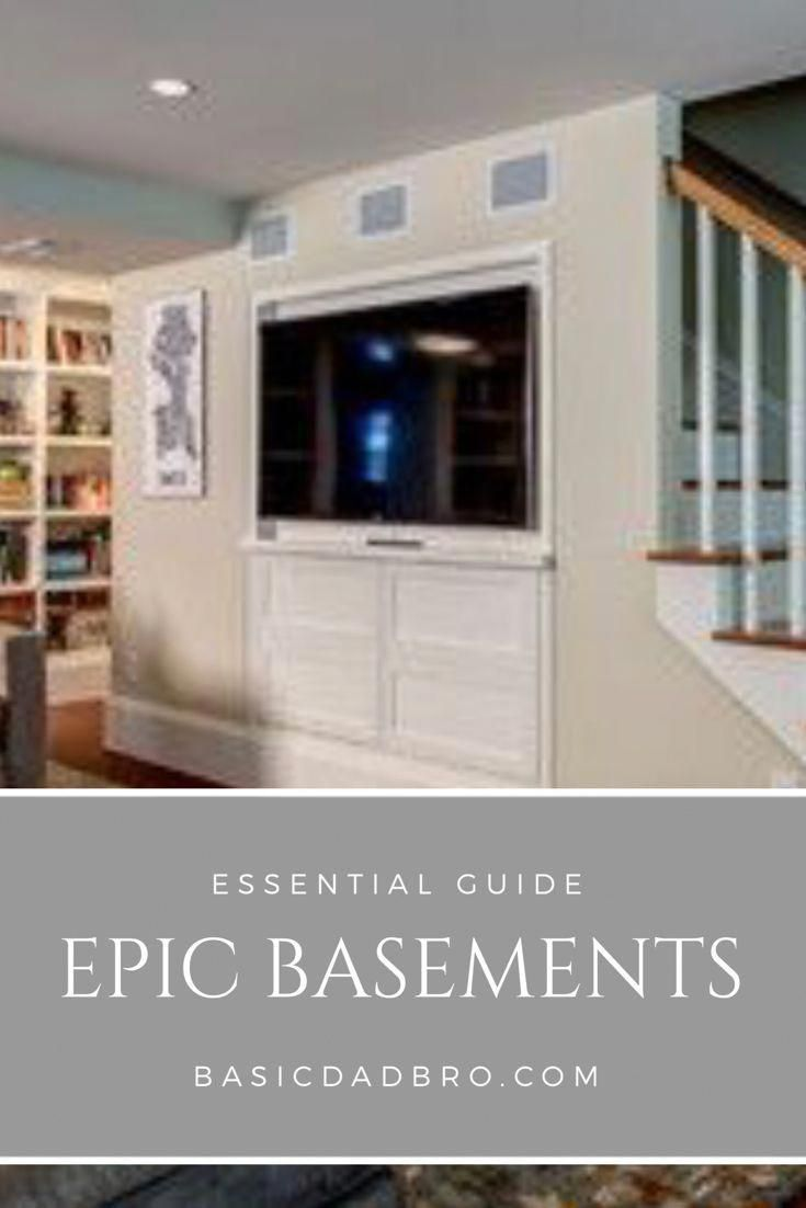It S Easy To Come Up With A Plan For Your Dream Basement Whether