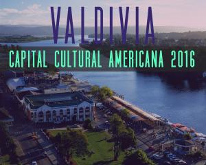 Valdivia. capital Cultural Americana 2016