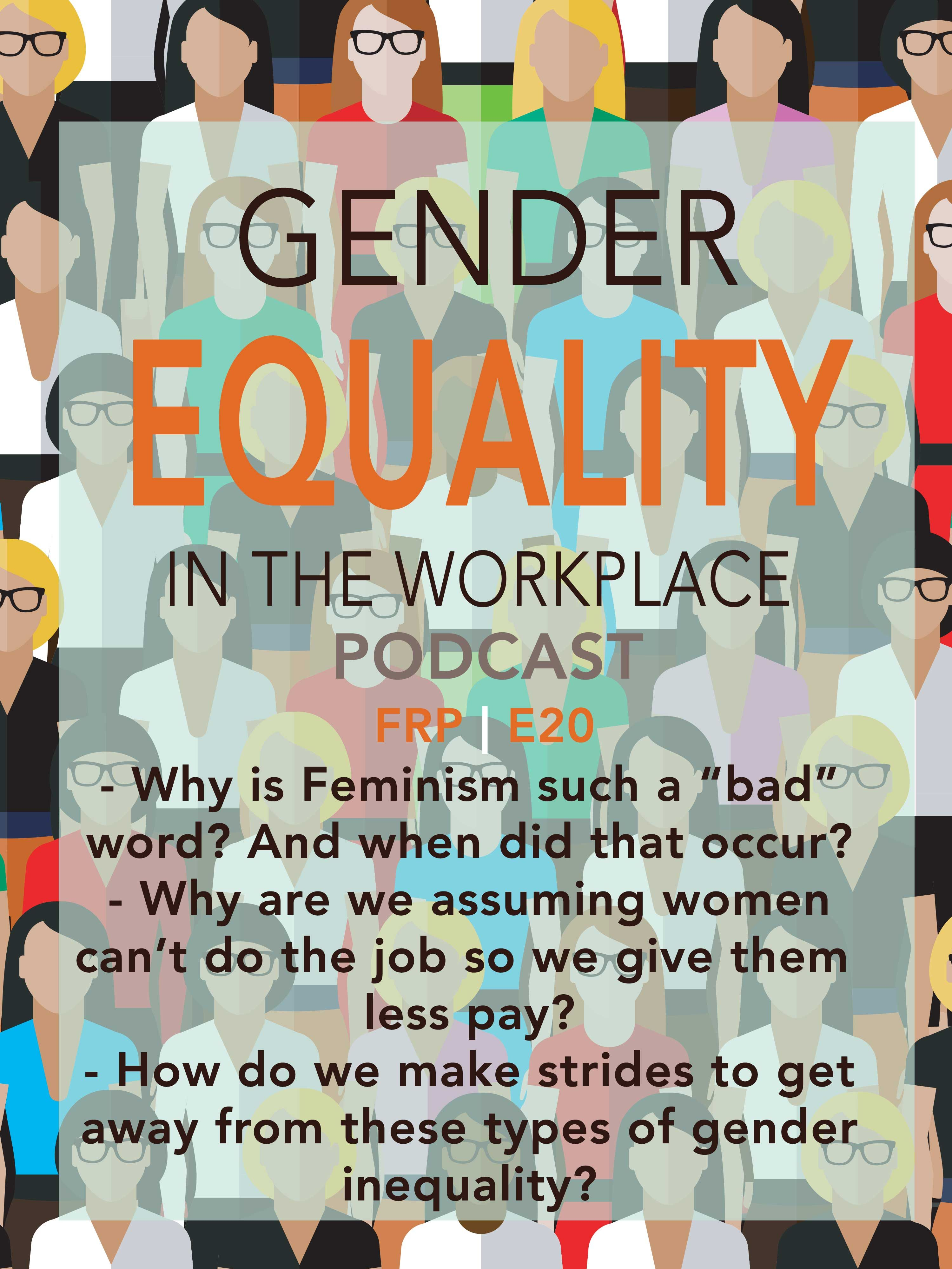 Gender Equality And Sexism In The Workplace Is Such A Key Topic These Days At Conferences It Is The Topic Of Many Spea Gender And Development Workplace Sexism