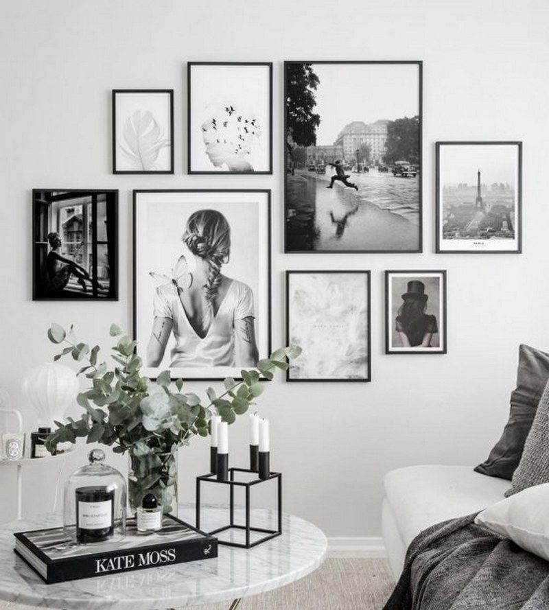 deco hygge how to decorate a wall with posters and frames on hygge wall decor id=79391
