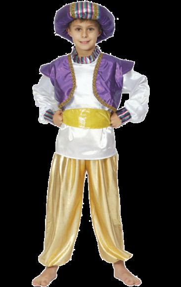 Arabian BANDIT CAPPELLO UOMO FANCY DRESS ALADDIN Genie Adulti Costume Vestito Nuovo