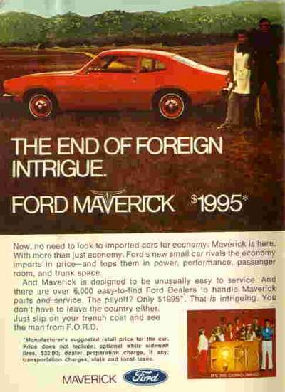 Ford Maverick Grabber For Sale Craigslist : maverick, grabber, craigslist, Maverick, Parts, Classic, Beauty, Http://restorationpartssource.com/store/, Maverick,, Automobile, Advertising,