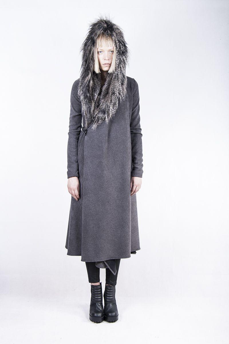 Lana Coat – Wolfskin – The Church of Sanctus