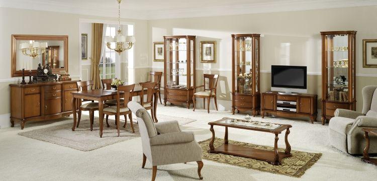 Resultado de imagen para comedores elegantes clasicos decoracion