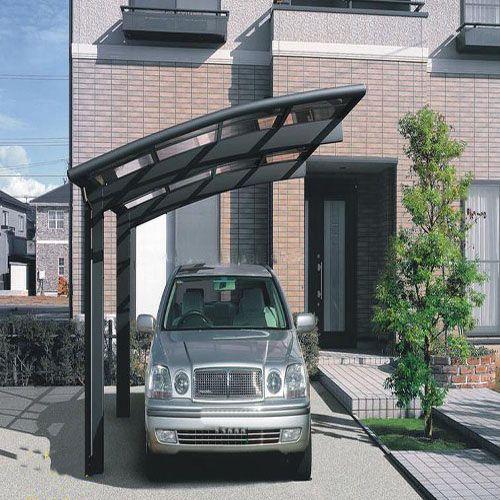 Garage Car Parking Car Shelter Fabric Garage Steel Garage Garage Building Garage House Car Canopy Bangunan Kanopi Rumah