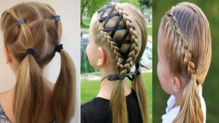 23 Peinados para ninas faciles de hacer
