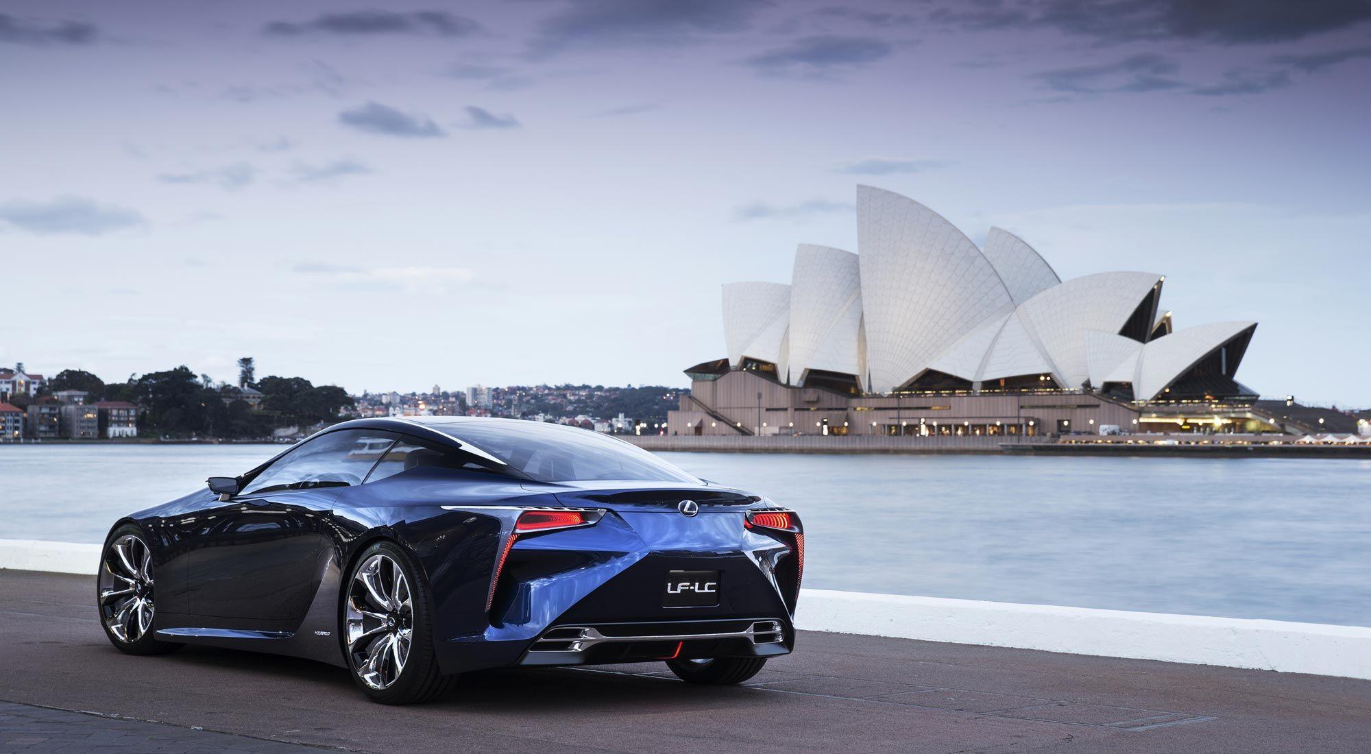 Lexus Lf Lc Concept Car Http Www Mcgrathlexusofchicago Com