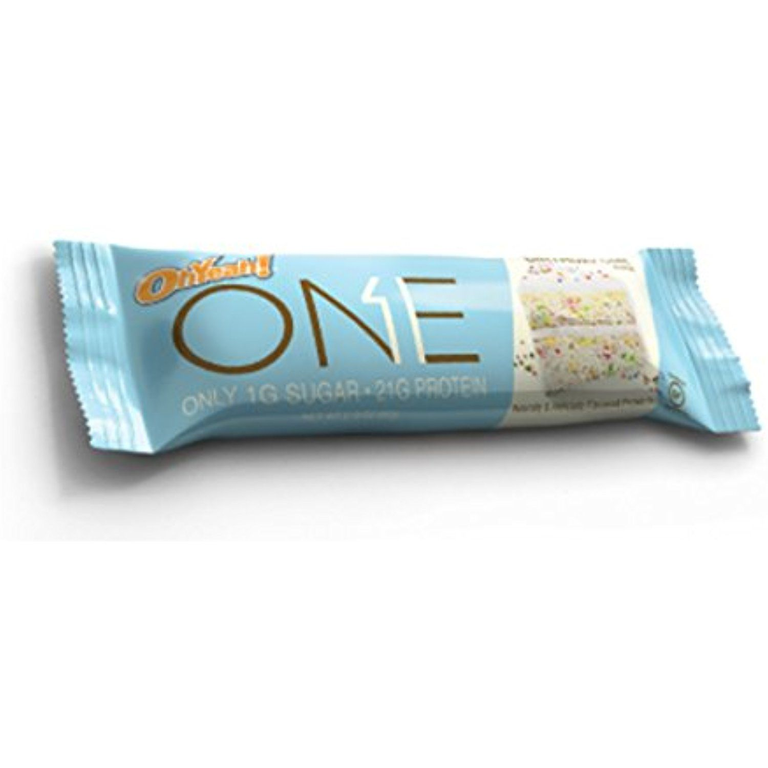 Oh Yeah One Bar Birthday Cake 1 212 Oz You Can Find More Details By Visiting The Image Link This Is An Affiliate SportsNutrition