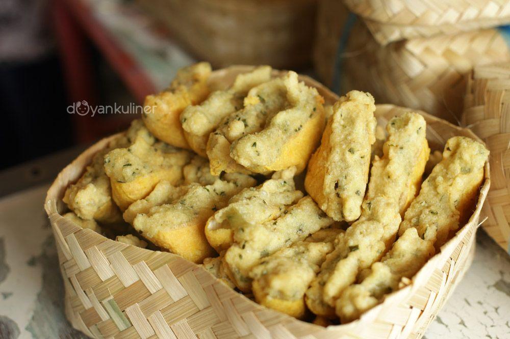 Tahu Aci Tahu Slawi Khas Tegal Jawa Tengah Makanan Beautiful