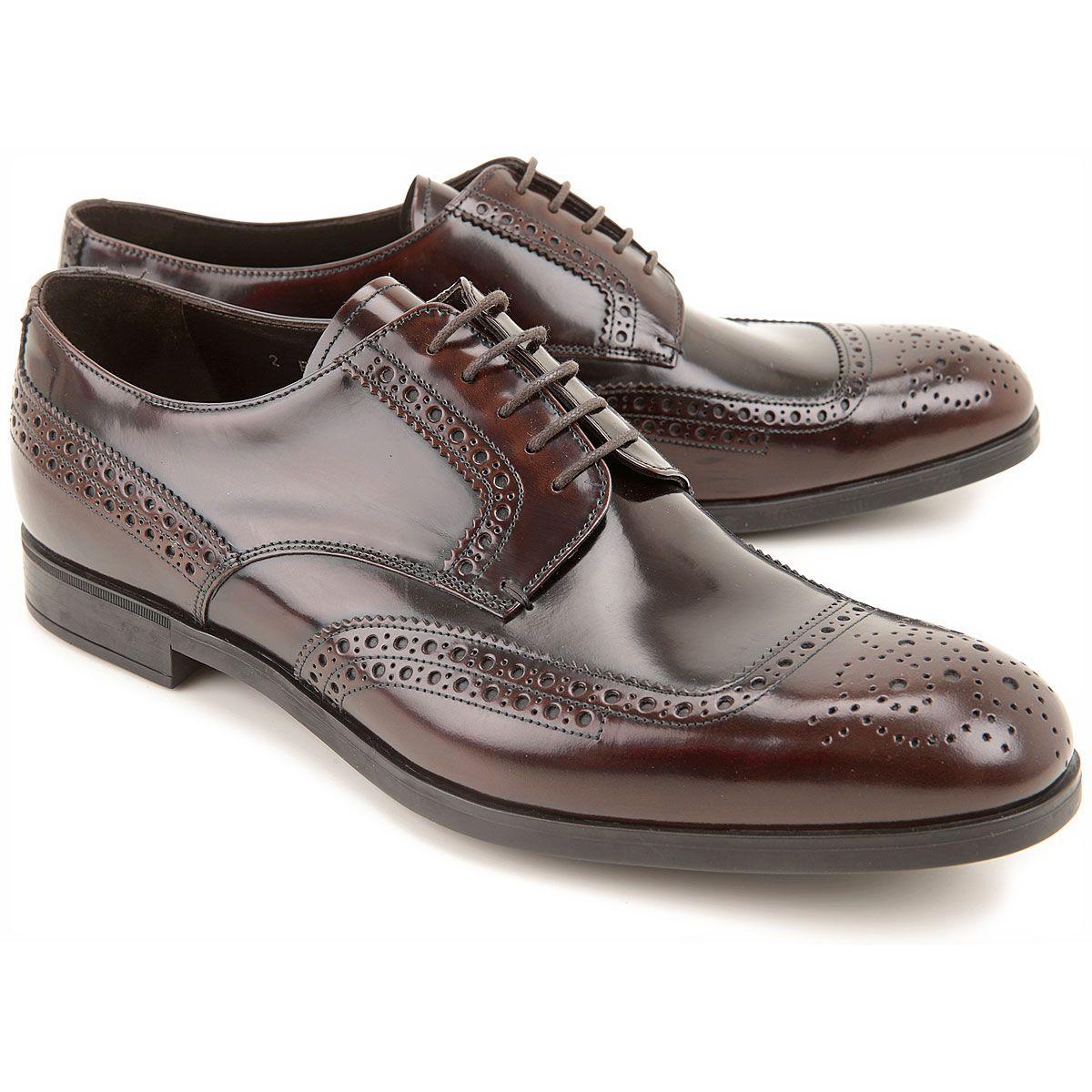 Mens Shoes Prada, Style code 2ef020p39f0038 Dress