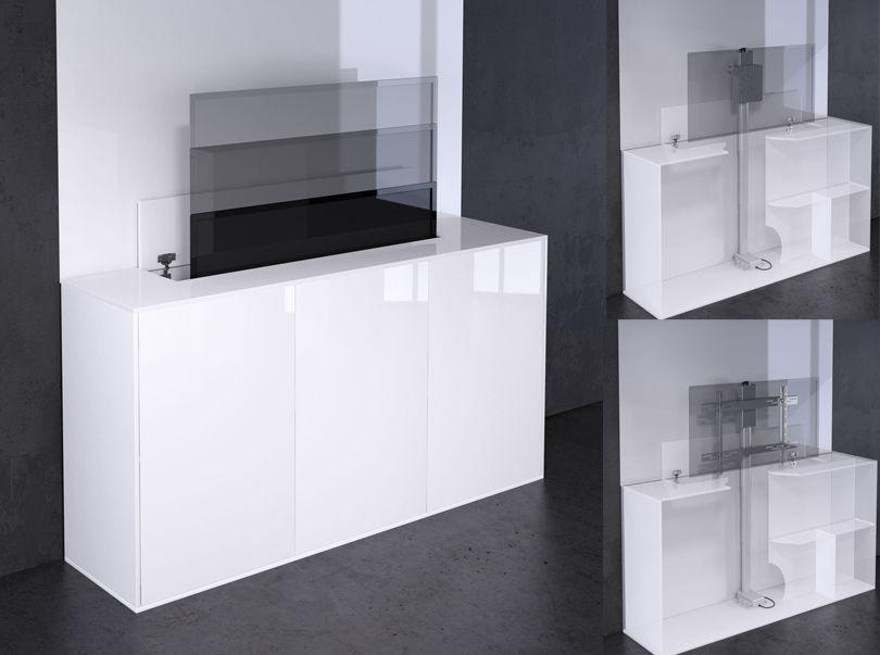 Colonne coulissante pour cuisine - Tandem Kessebohmer | Smart home ...
