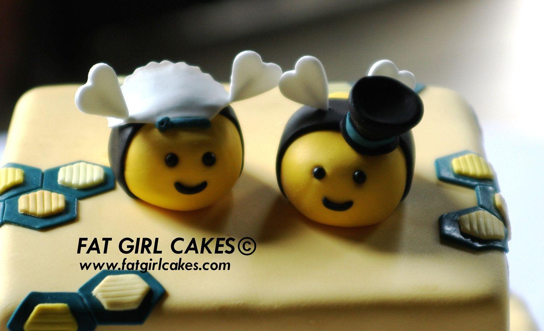 Bee Cake Google Image Result For Http Img0 Etsystatic 007 0 7194481 Il Fullxfull 374542924 9gjl Jpg Idk I Just Like It Pinterest Cookies